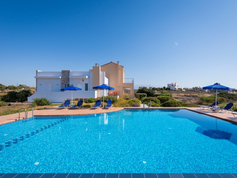 Ferienhaus Cretan View auf Kreta