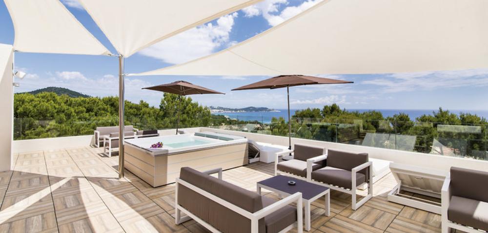 Gemütliches Luxushotel auf Mallorca