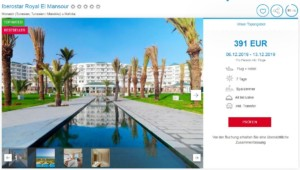 Iberostar Selection Royal El Mansour Angebot