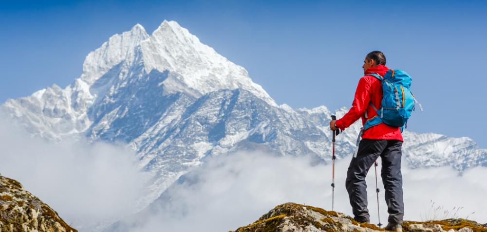 Nepal – eine Trekkingreise mit Aussicht Mount