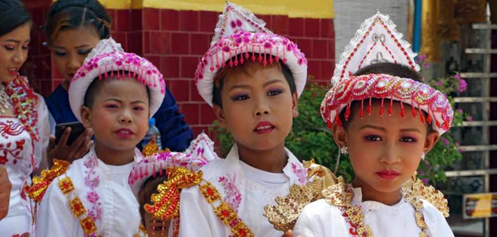 Myanmar individuell bereisen